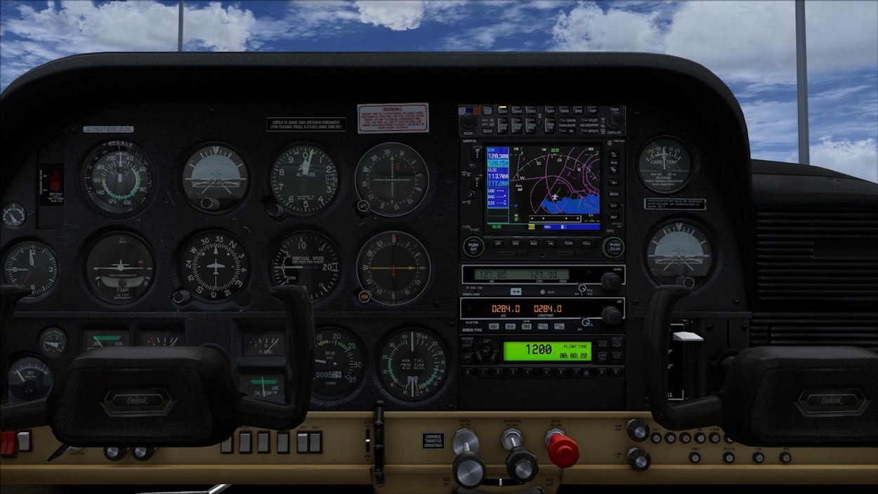 Cessna 177 Cardinal Ii Review