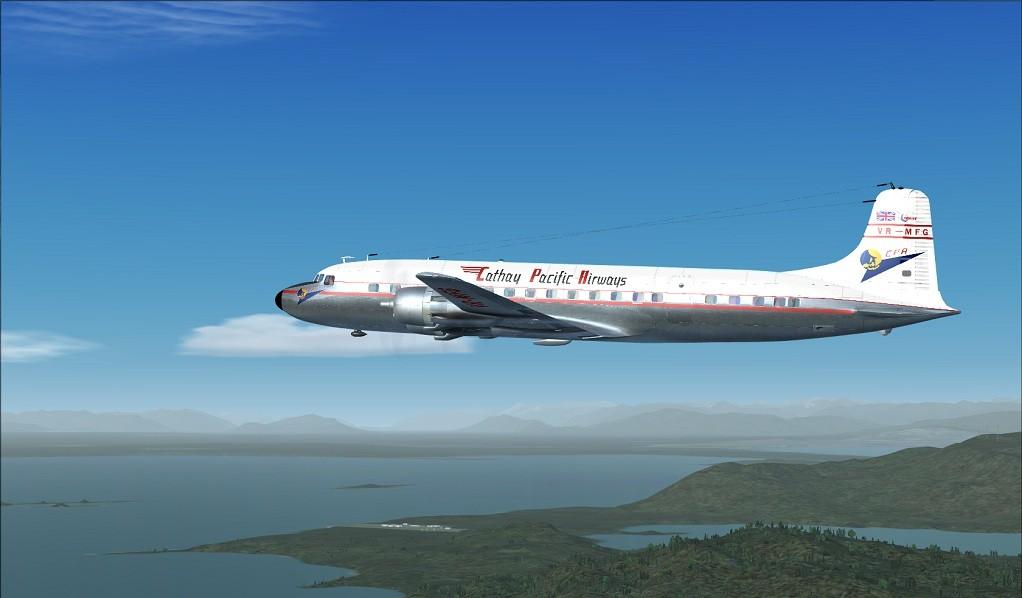 Just Flight Dc 6b Review