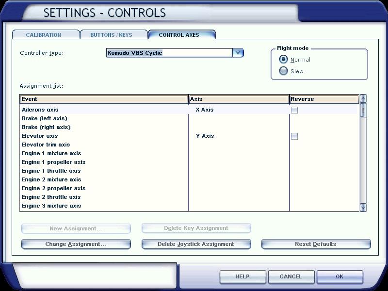 hand simulator controls