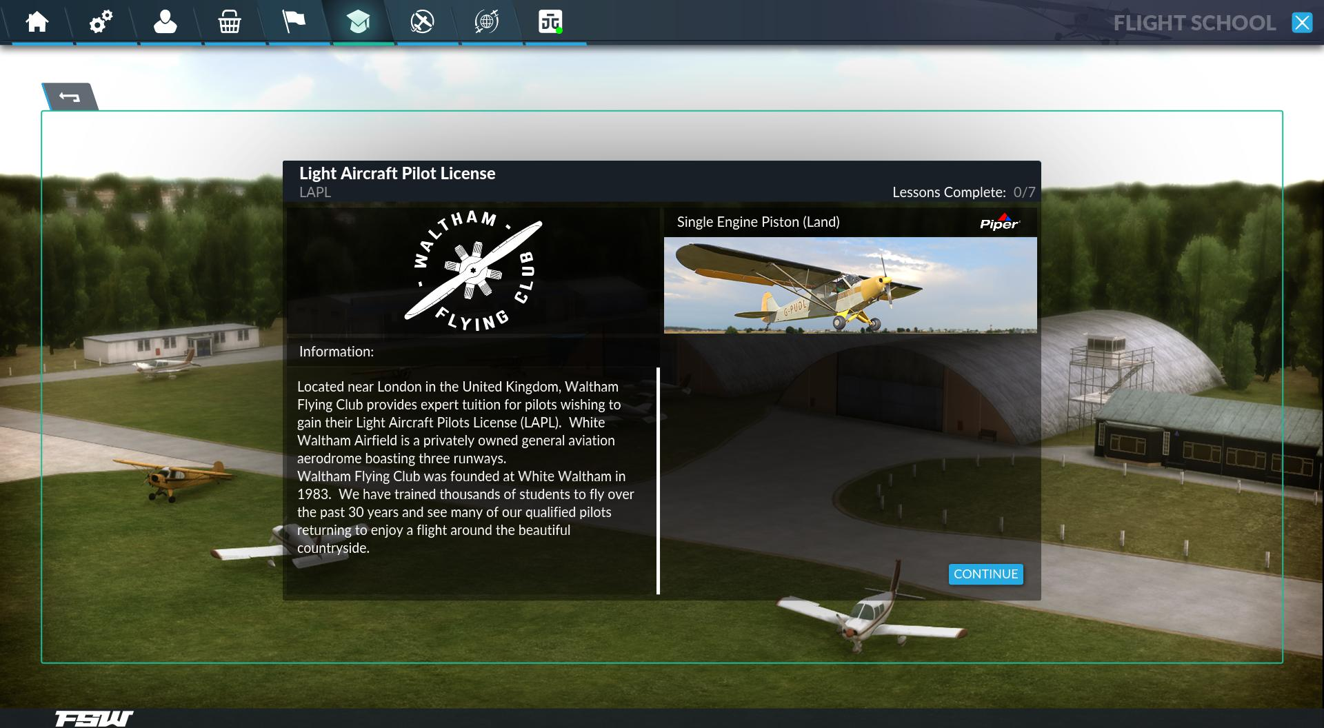 Dovetail games flight school manual - Learning To Fly Is Simple Pilot Training Progress