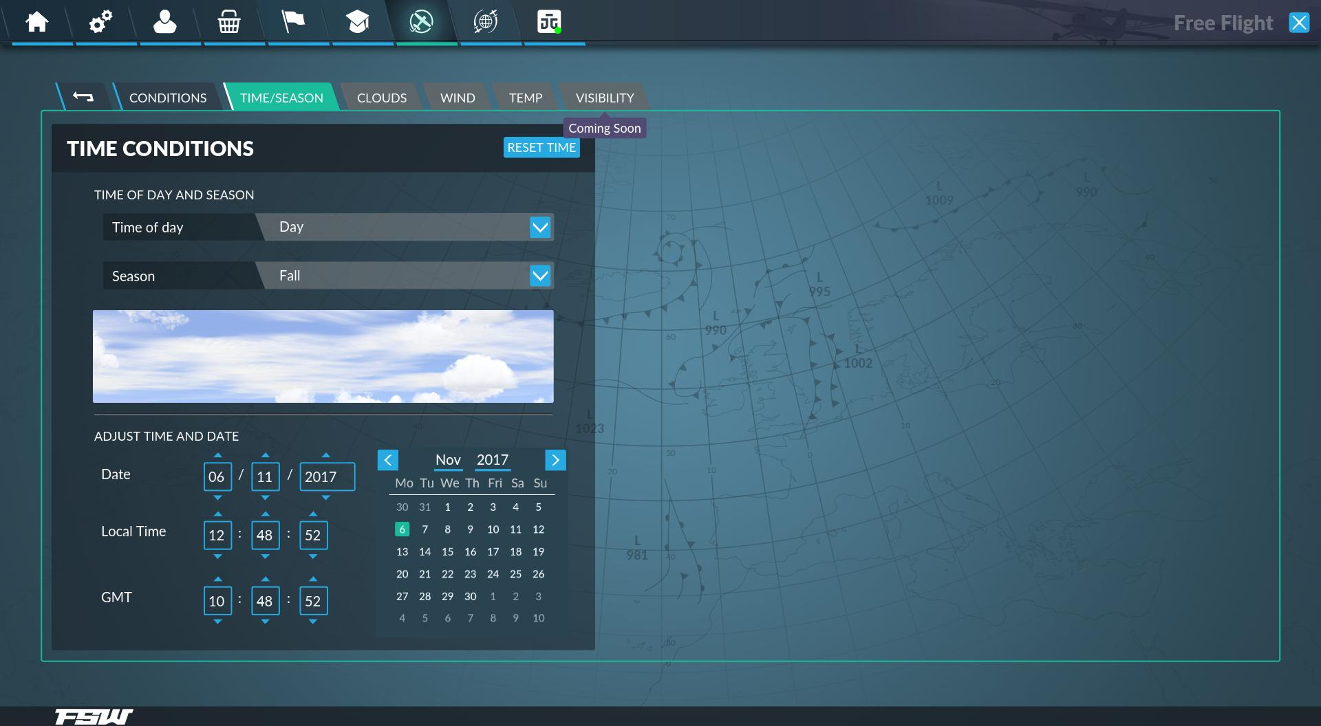 fsx how to get realistic waypoints and vors