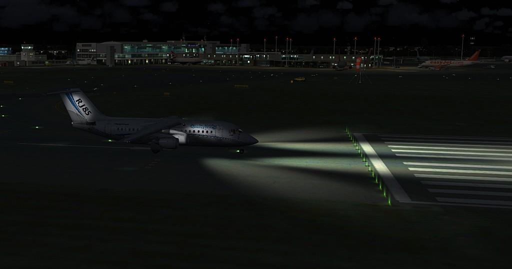 FSX TÉLÉCHARGER AVRO RJ85
