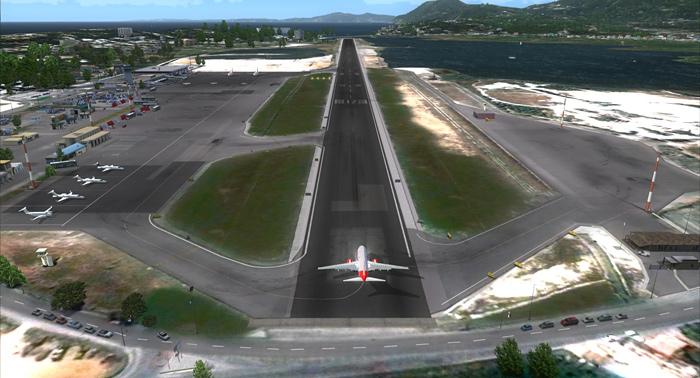 Aerosoft Corfu X Review