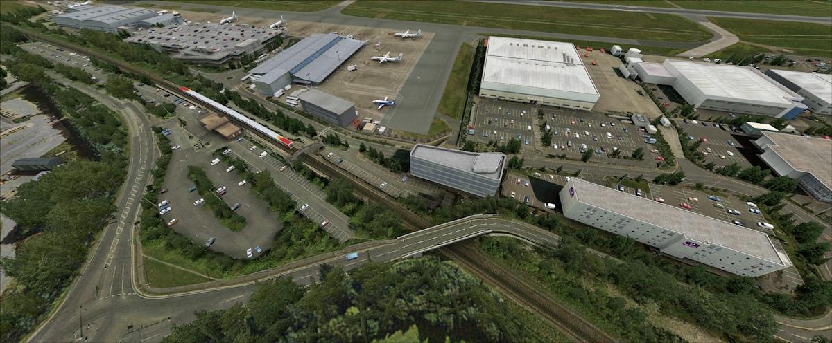 Southampton Airport Parkway Car Park