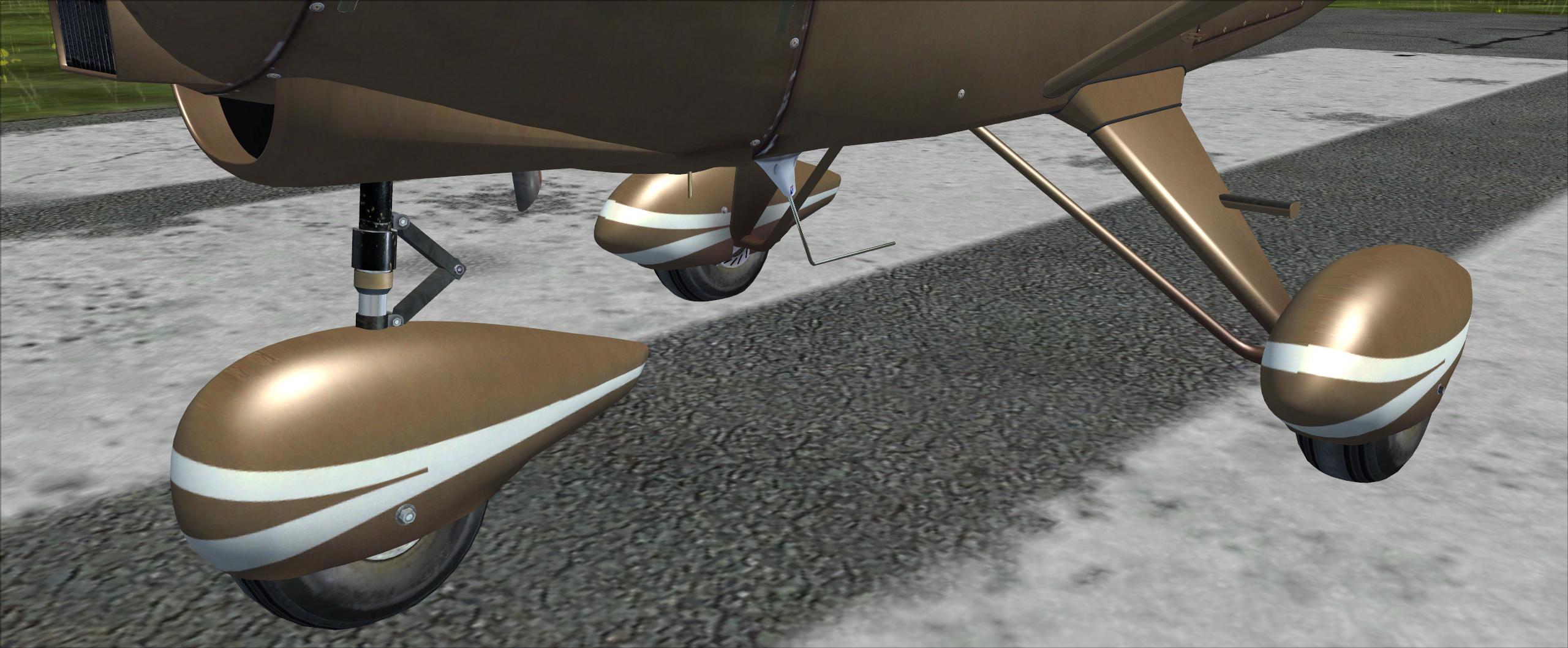FSX Insider | Mutley's Hangar Reviews Lionheart's Piper Pacer