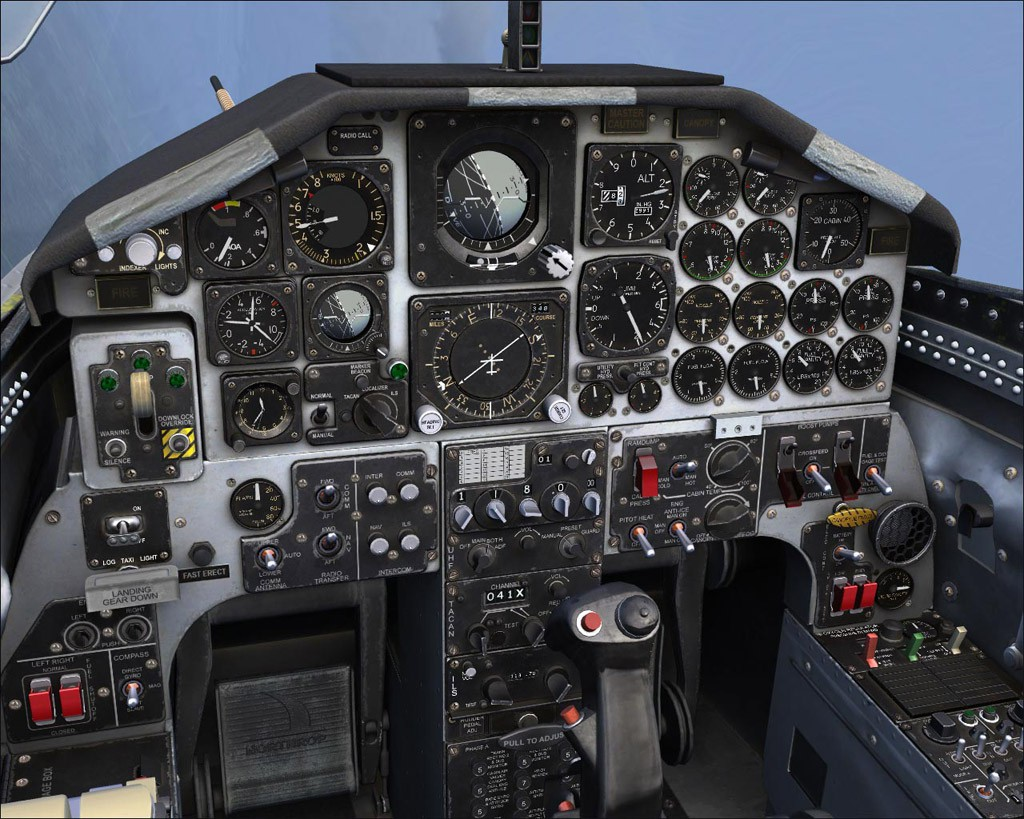 Share your T38 cockpit there are